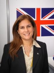 Michelle de Rivero Cary-Barnard